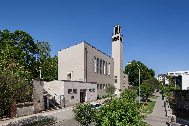 Husův sbor v Brně