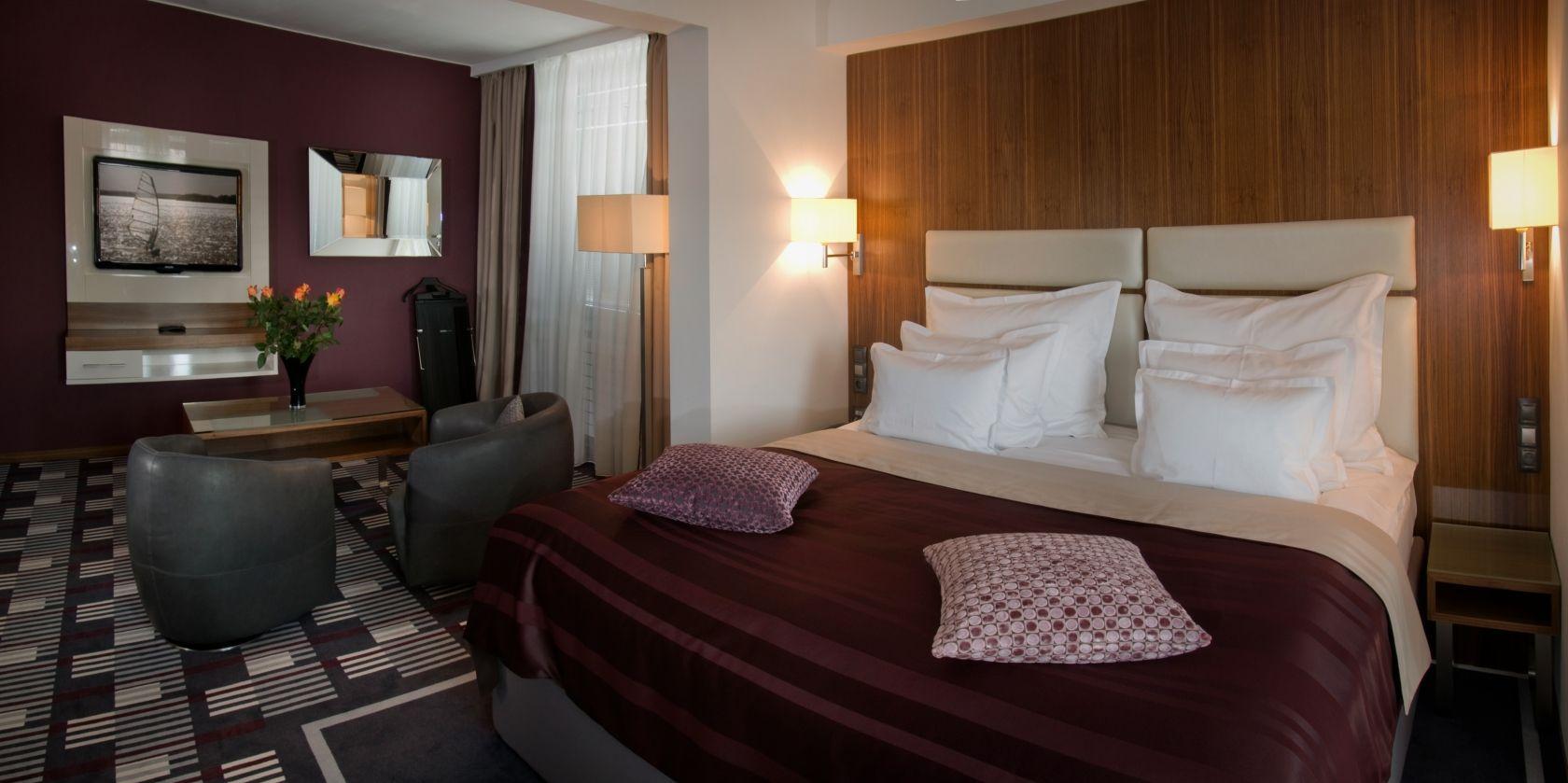 Hotel International v Brně