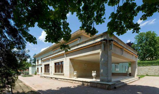 vila Stiassni v Brně, foto: RAKO Lasselsberger