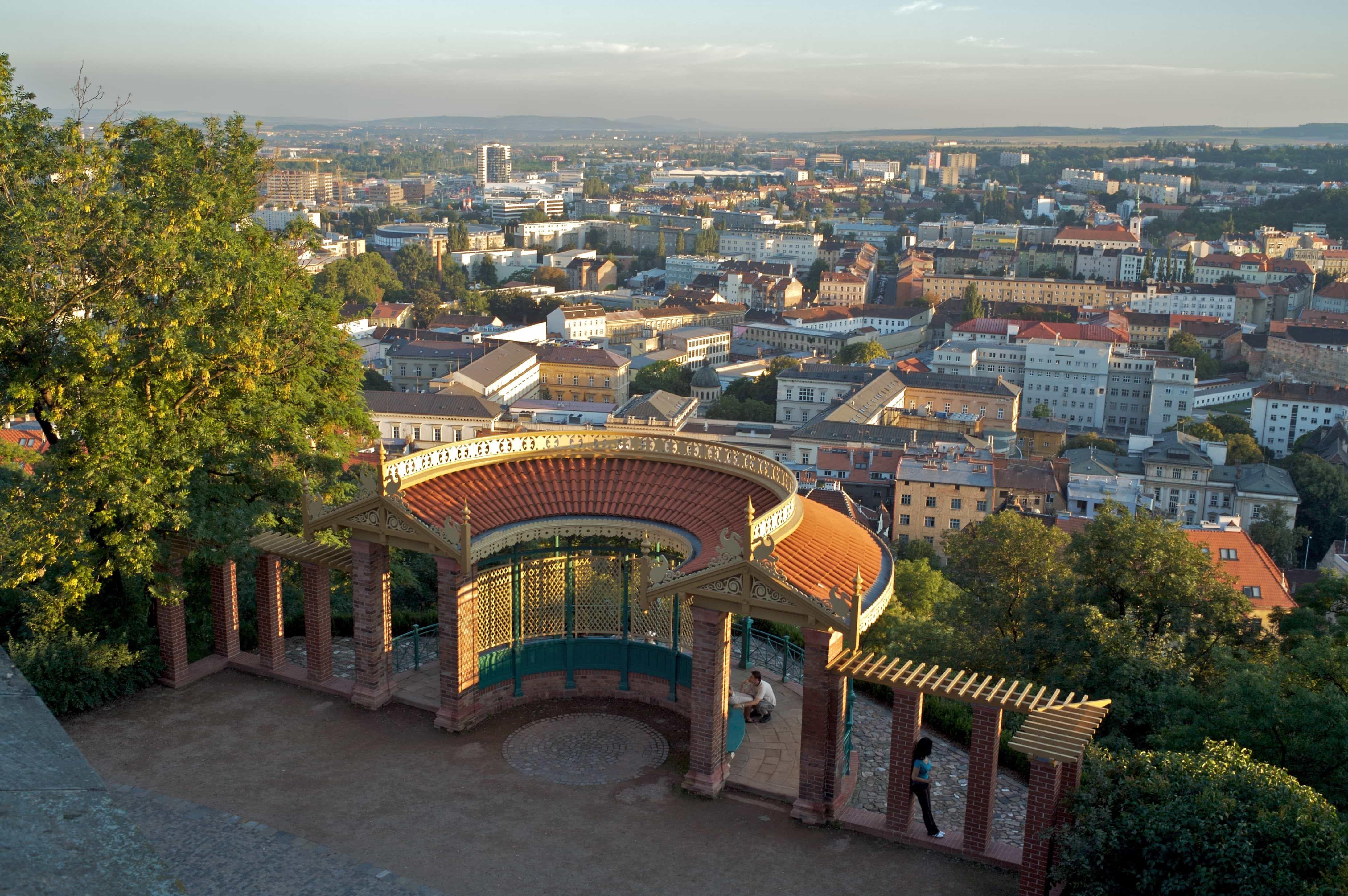 Hrad Špilberk v Brně
