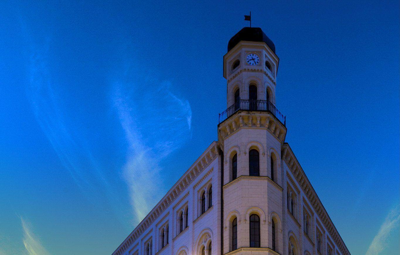 Mendel v Brně - budova vyssi statni realky