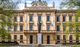 Budova Technického učení (dnes budova Masarykovy univerzity) v Brně