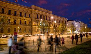 Budova Zemského sněmu (Ústavní soud ČR) v Brně