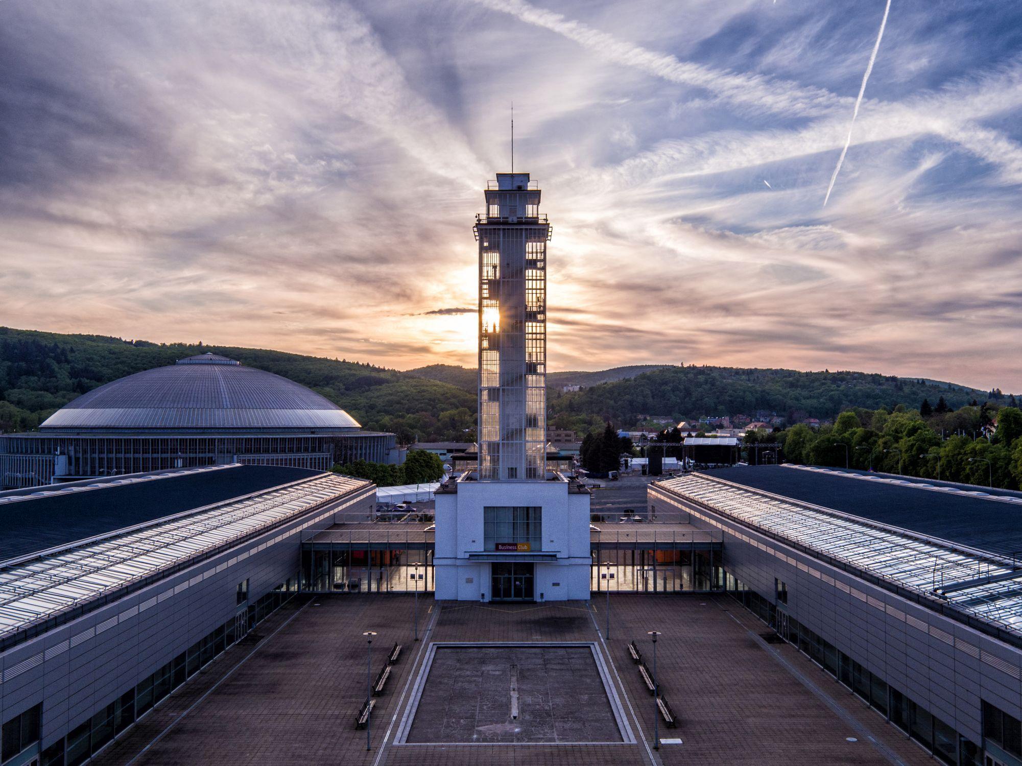 Brno, BVV, pavilon G