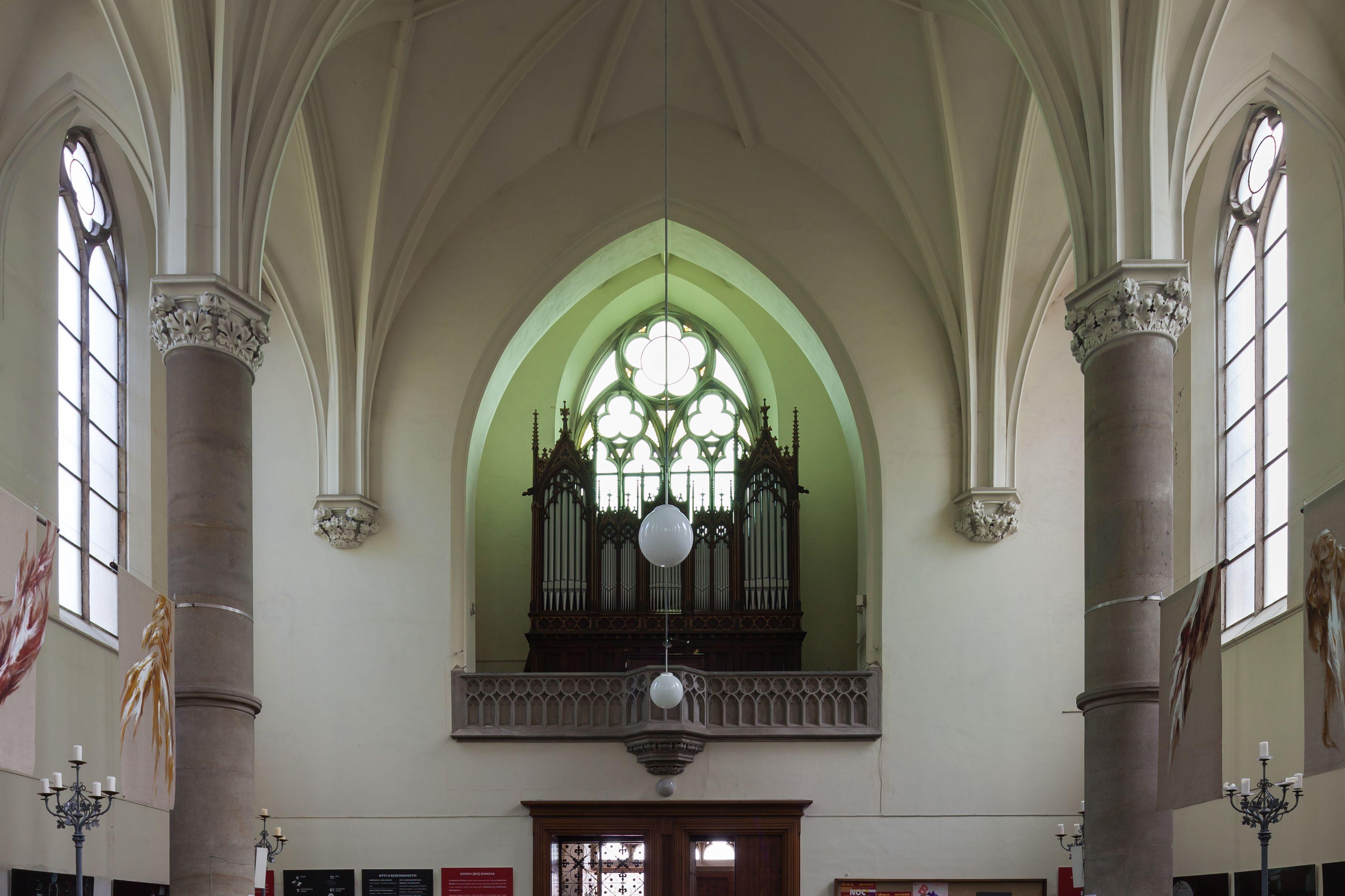 Kostel Jana Amose Komenského v Brně