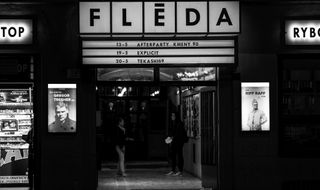 klub Fléda v Brně