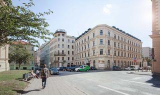 Hotel Slavia v Brně