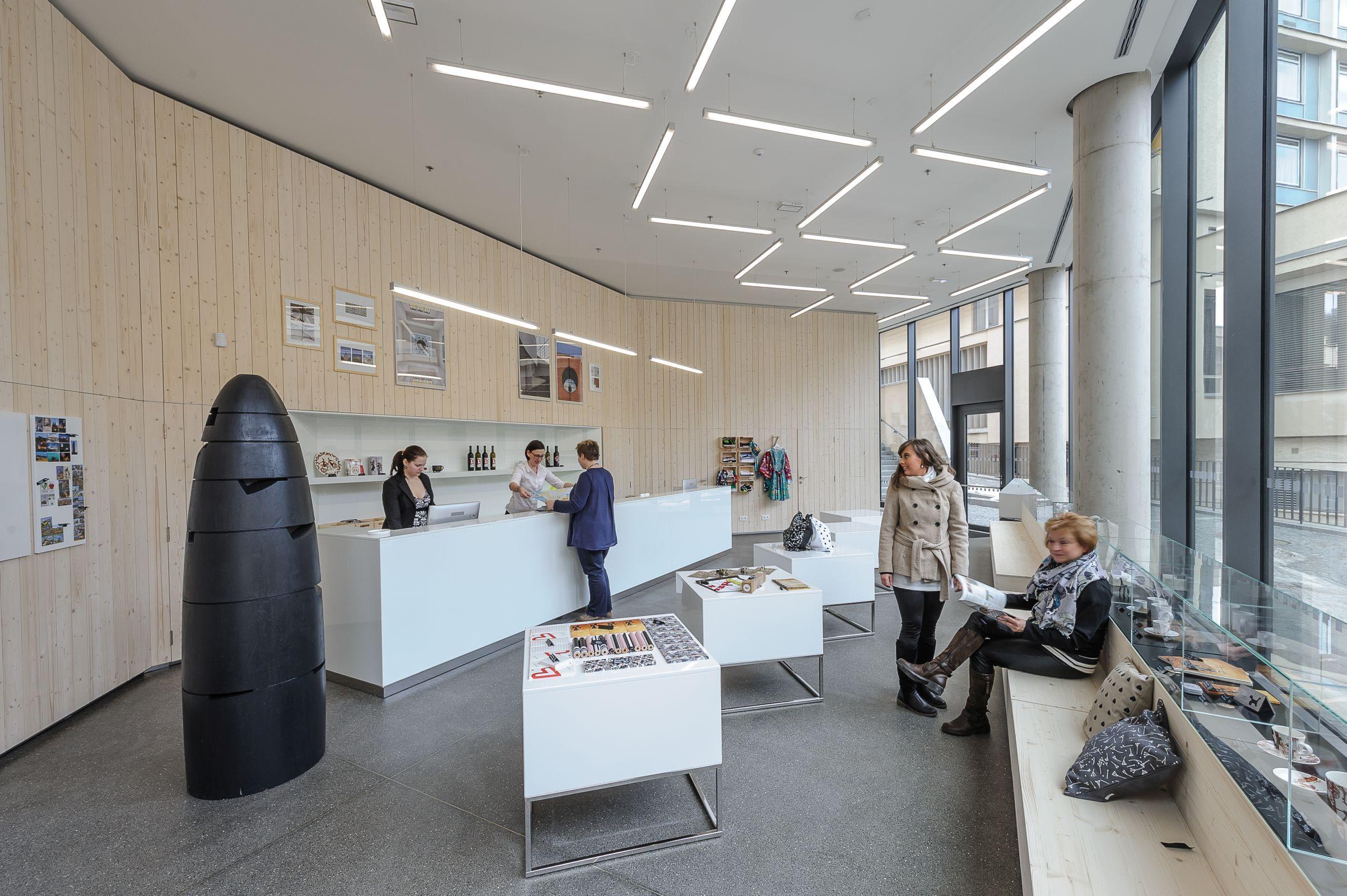 Informační centrum TO JE Brno