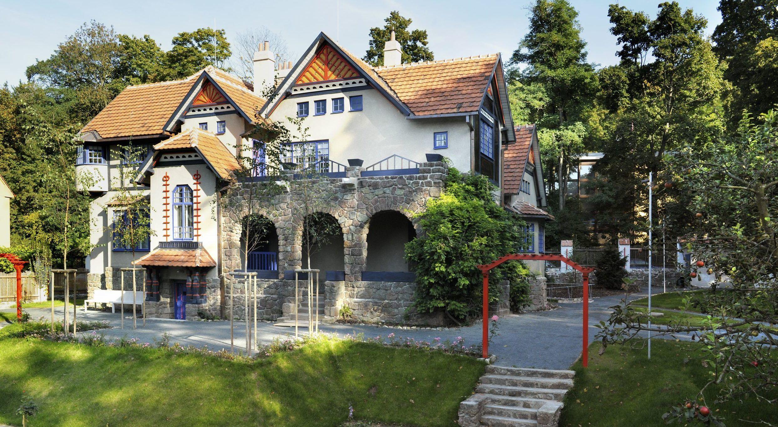 Jurkovičova vila v Brně