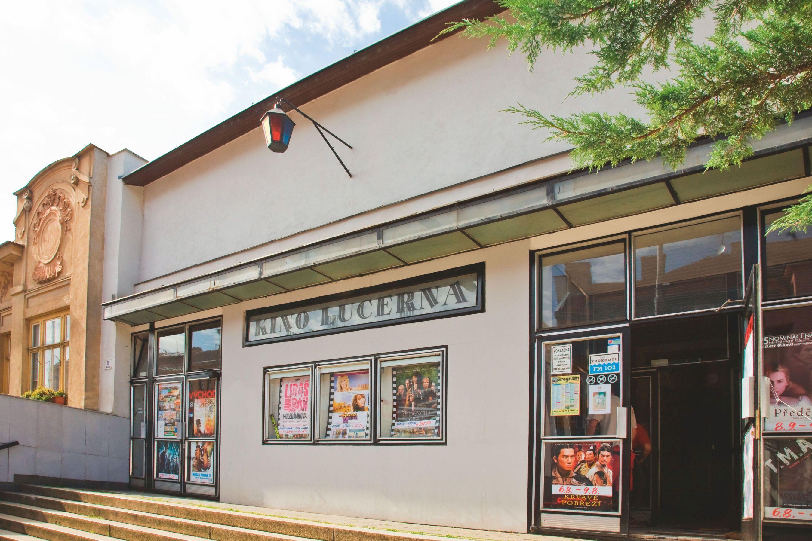 Kino Lucerna v Brně