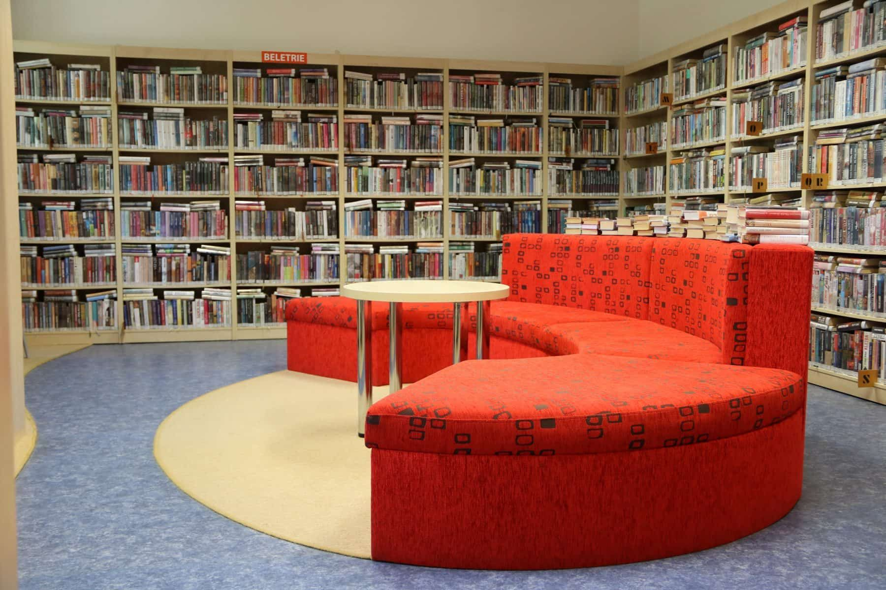 Knihovna Jiřího Mahena