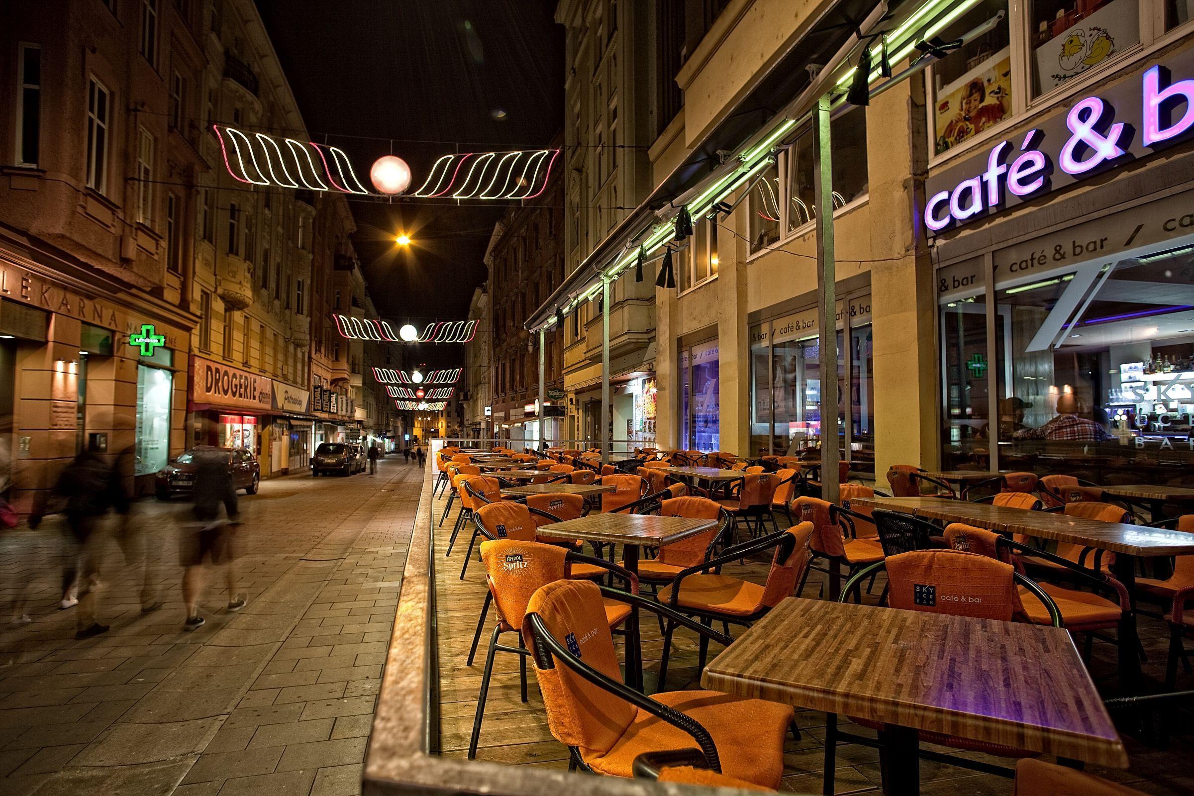 Kobližná ulice v Brně