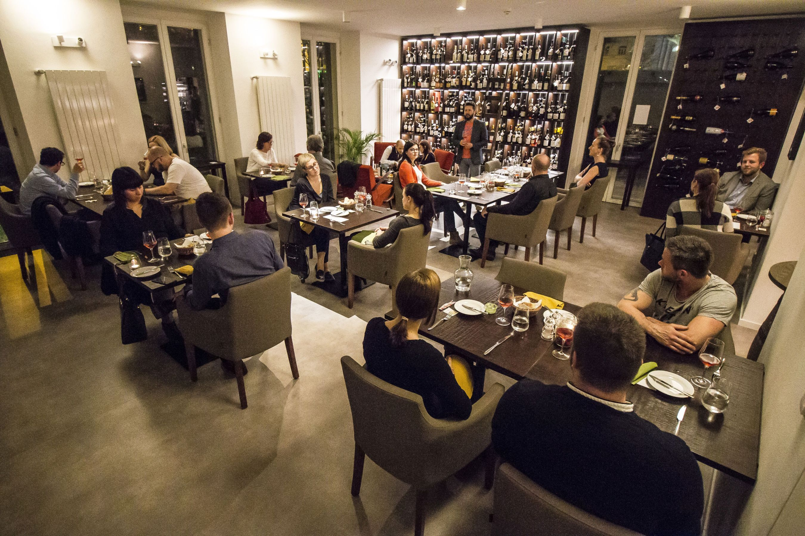 restaurace Kohout Na víně v Brně