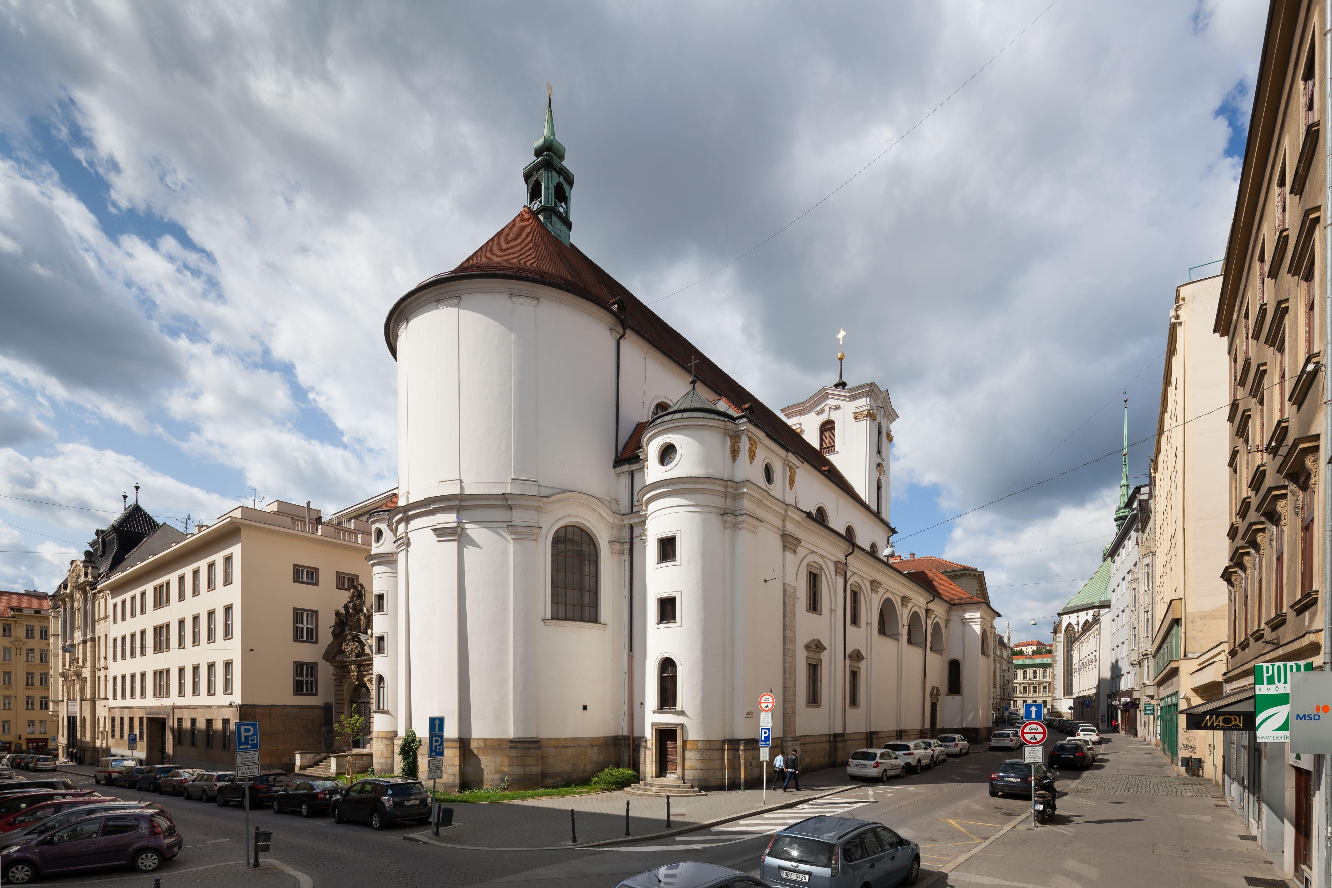 Kostel Nanebevzetí Panny Marie v Brně