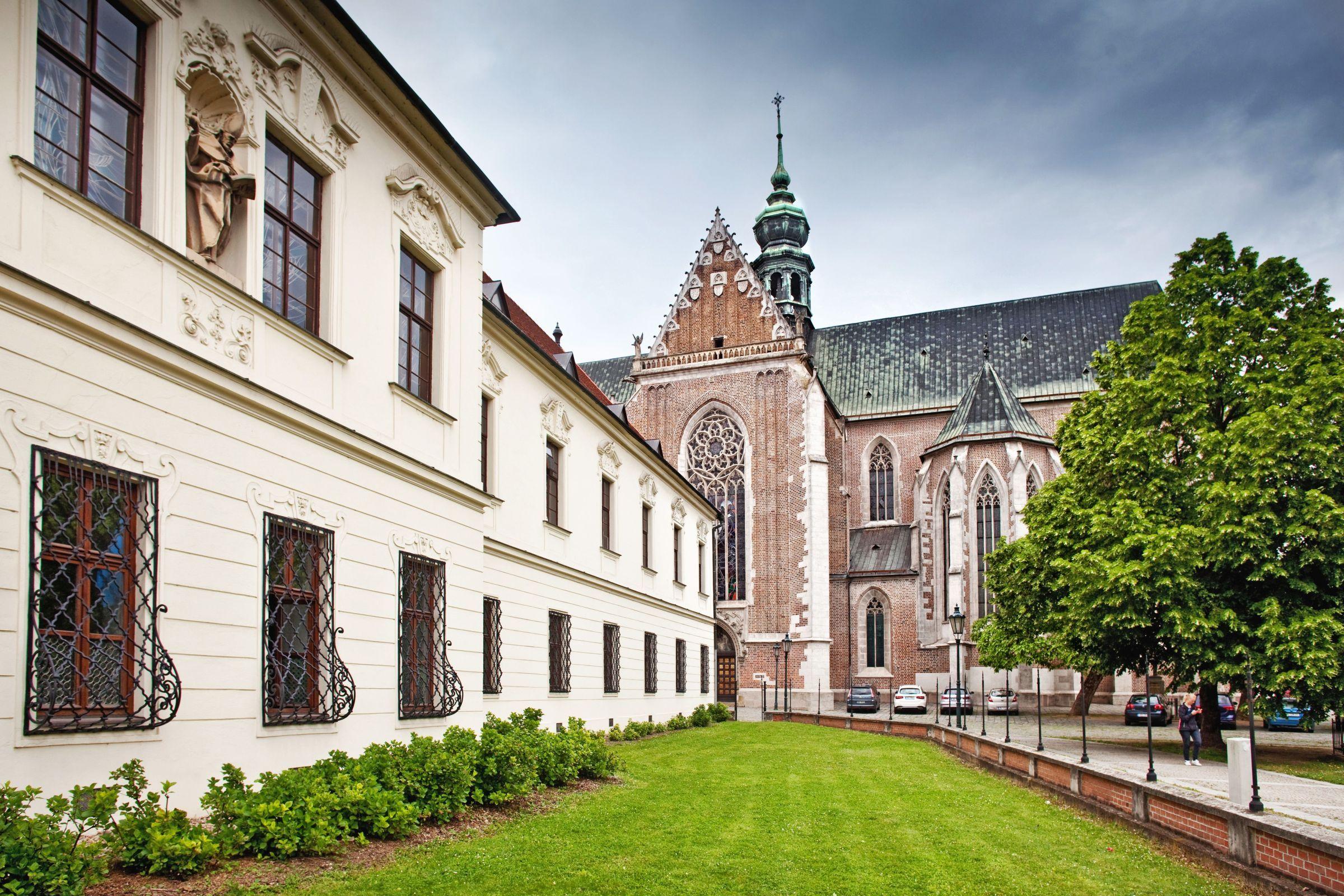 Bazilika Nanebevzetí Panny Marie v Brně