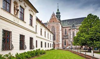 Augustiniánské opatství na Starém Brně, Brno