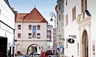 muzeum Měnínská brána v Brně