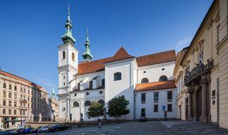 kostel sv. Michala v Brně