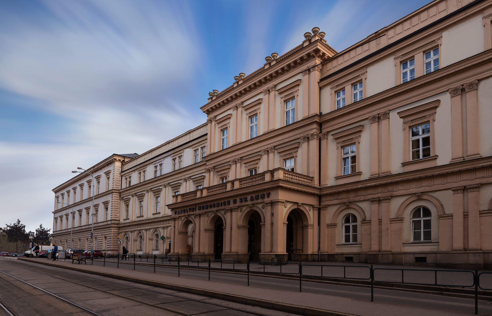 Nemocnice u sv. Anny v Brně