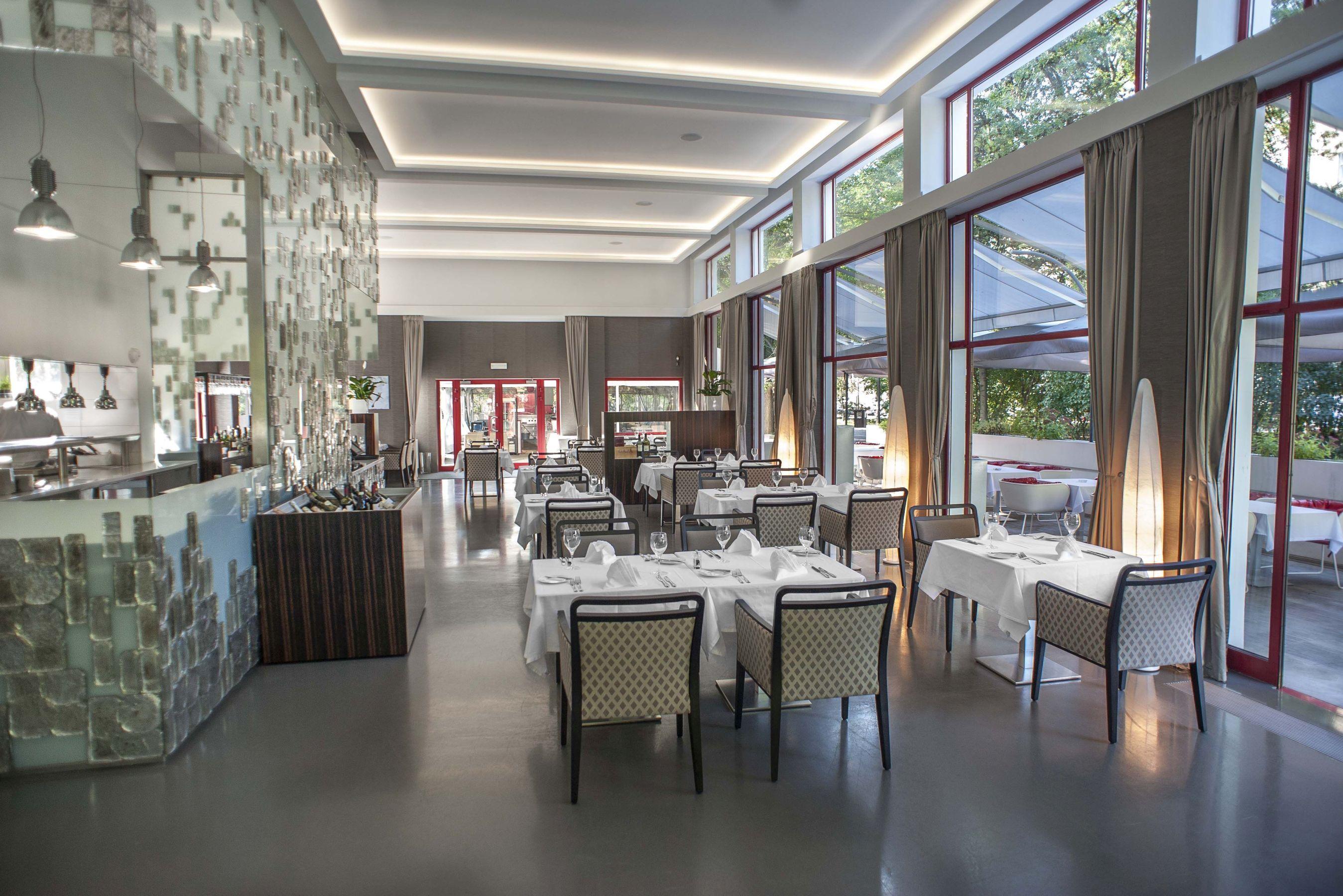 restaurace Restaurant Pavillon v Brně