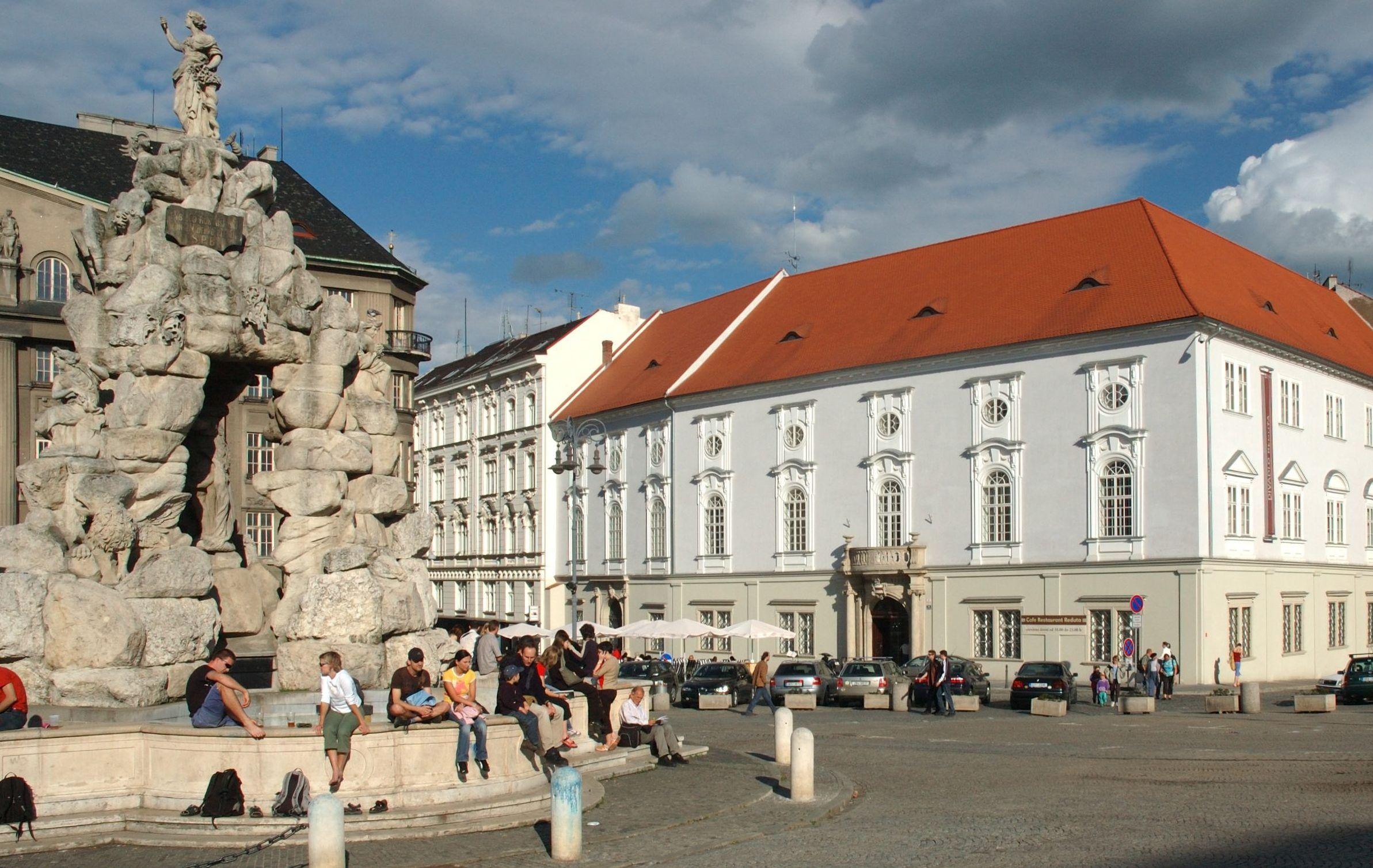 Divadlo Reduta v Brně