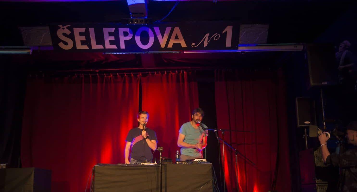 Šelepova No 1 klub v Brně