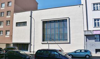 Synagoga Agudas achim v Brně