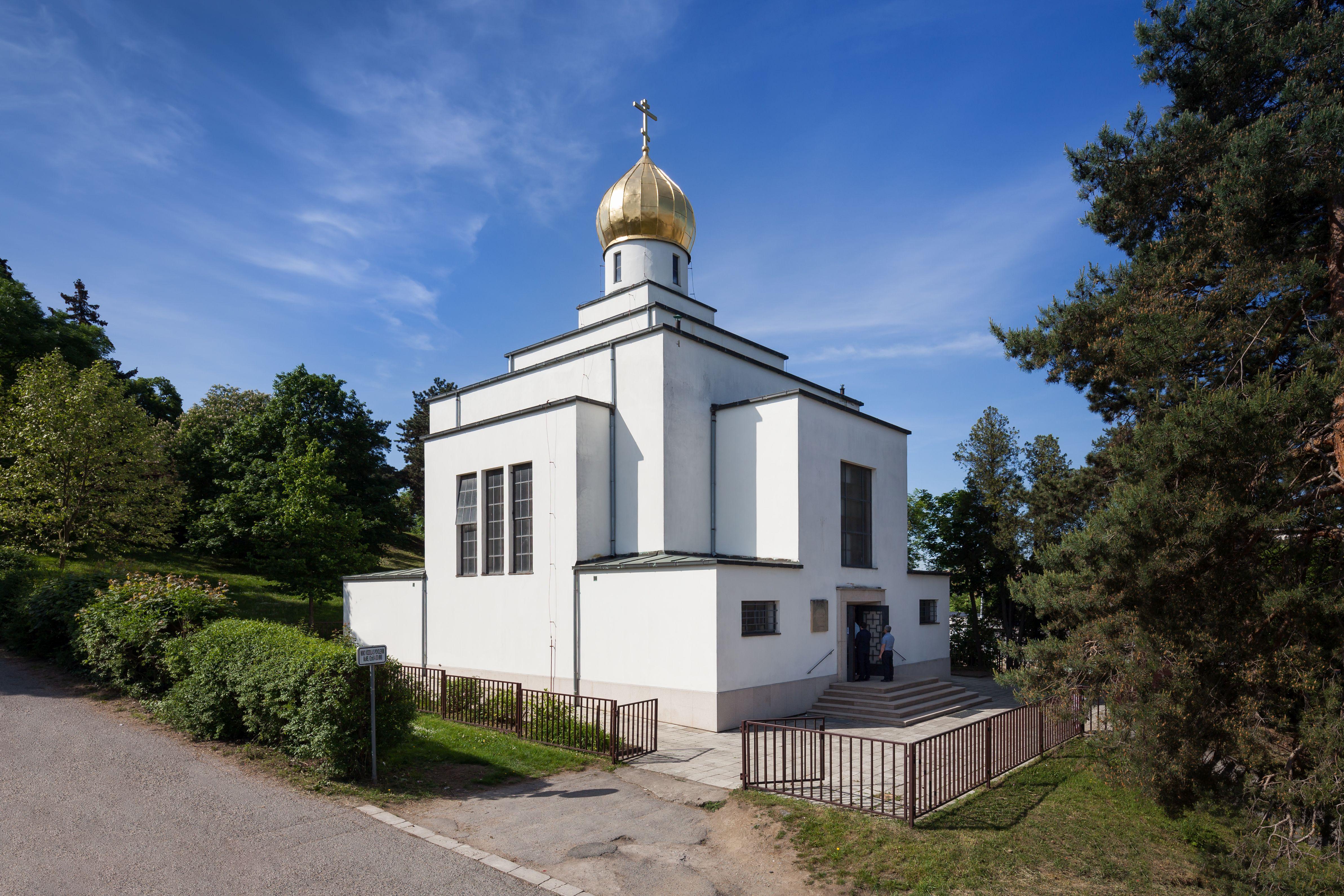 Pravoslavný chrám sv. Václava v Brně