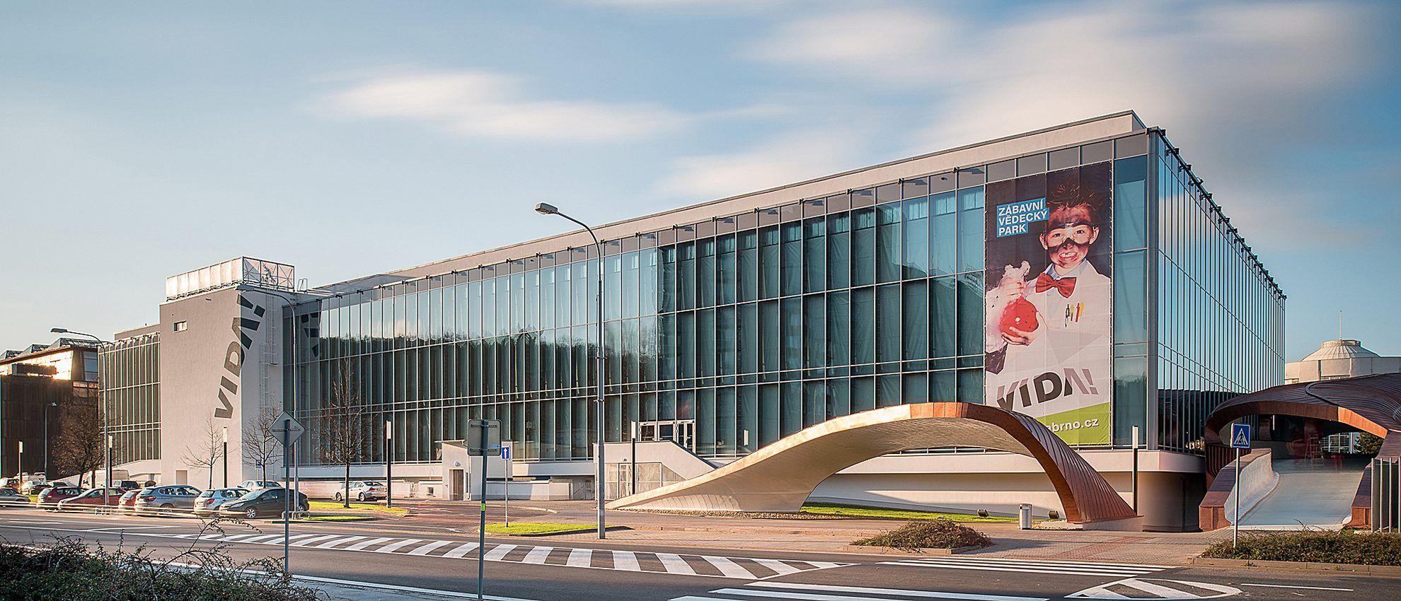 VIDA! science centrum v Brně