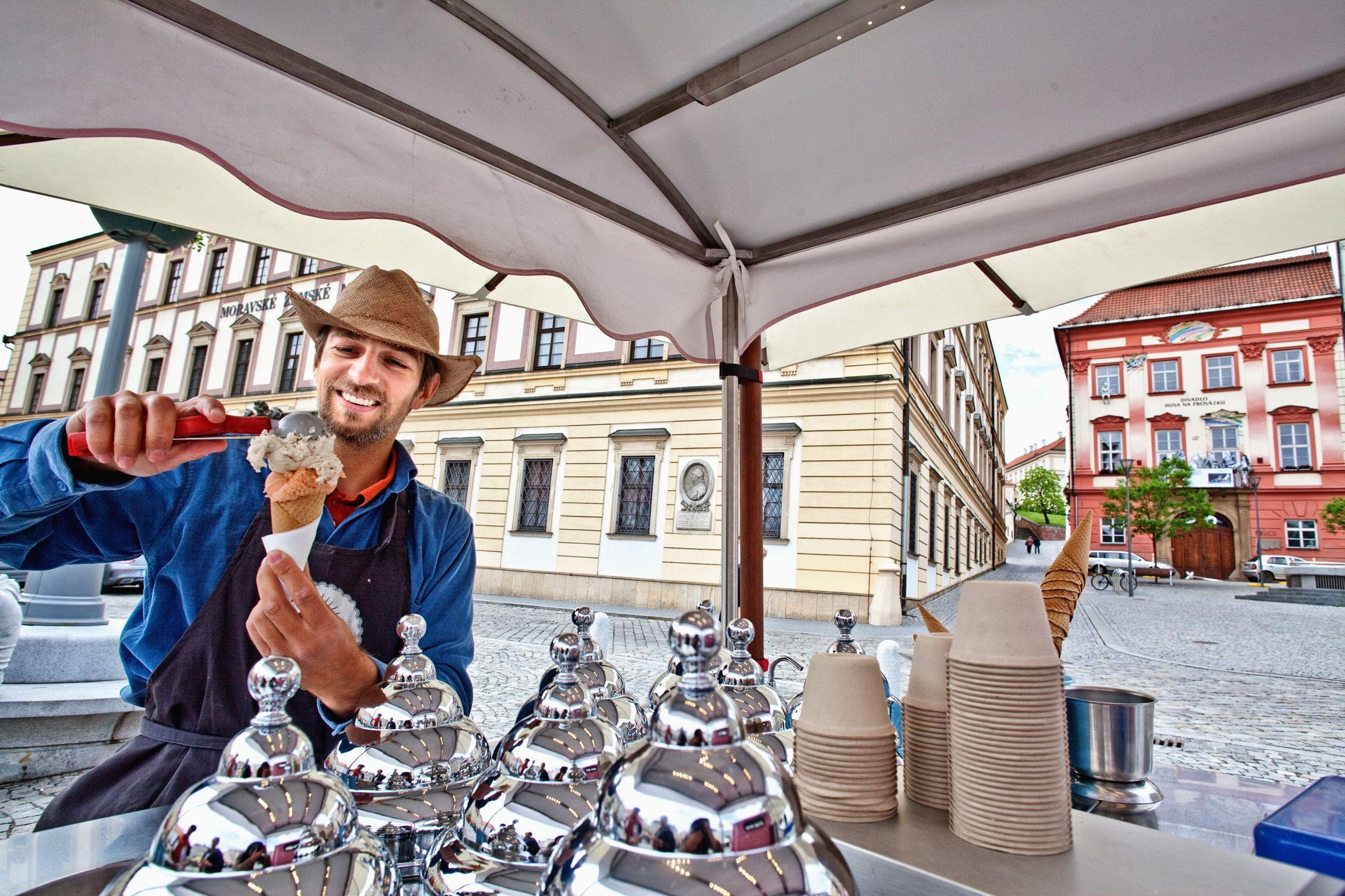náměstí Zelný trh v Brně