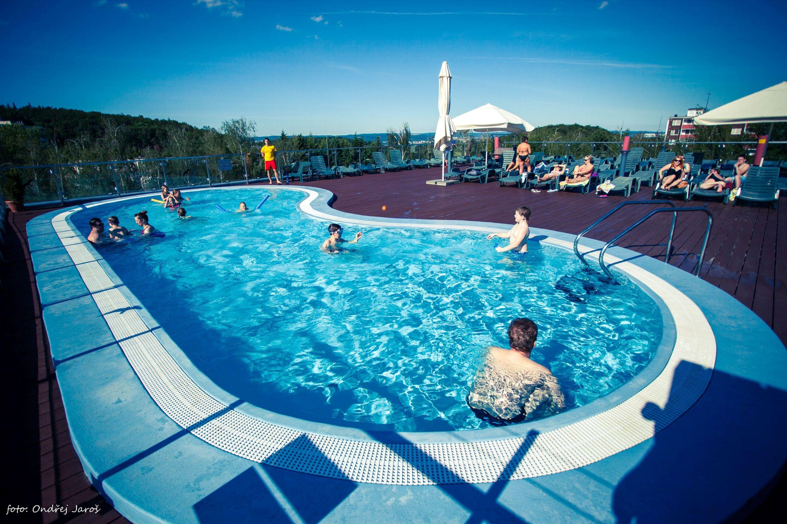 Aquapark Kohotovice v Brně