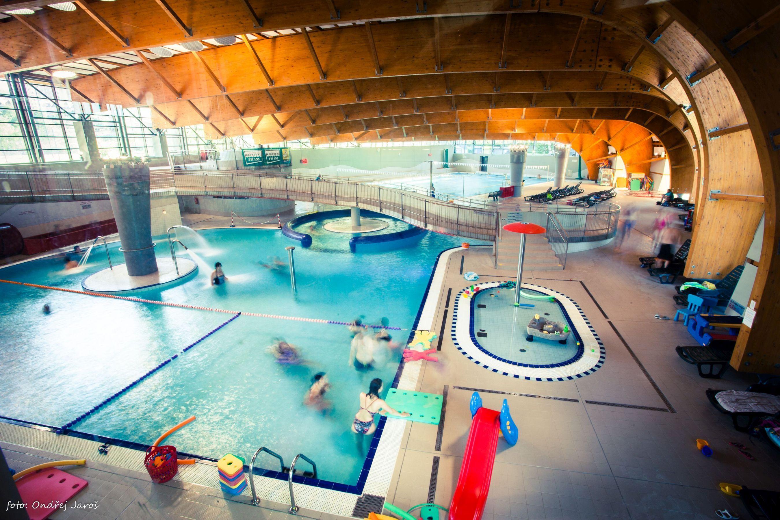Aquapark Kohoutovice v Brně