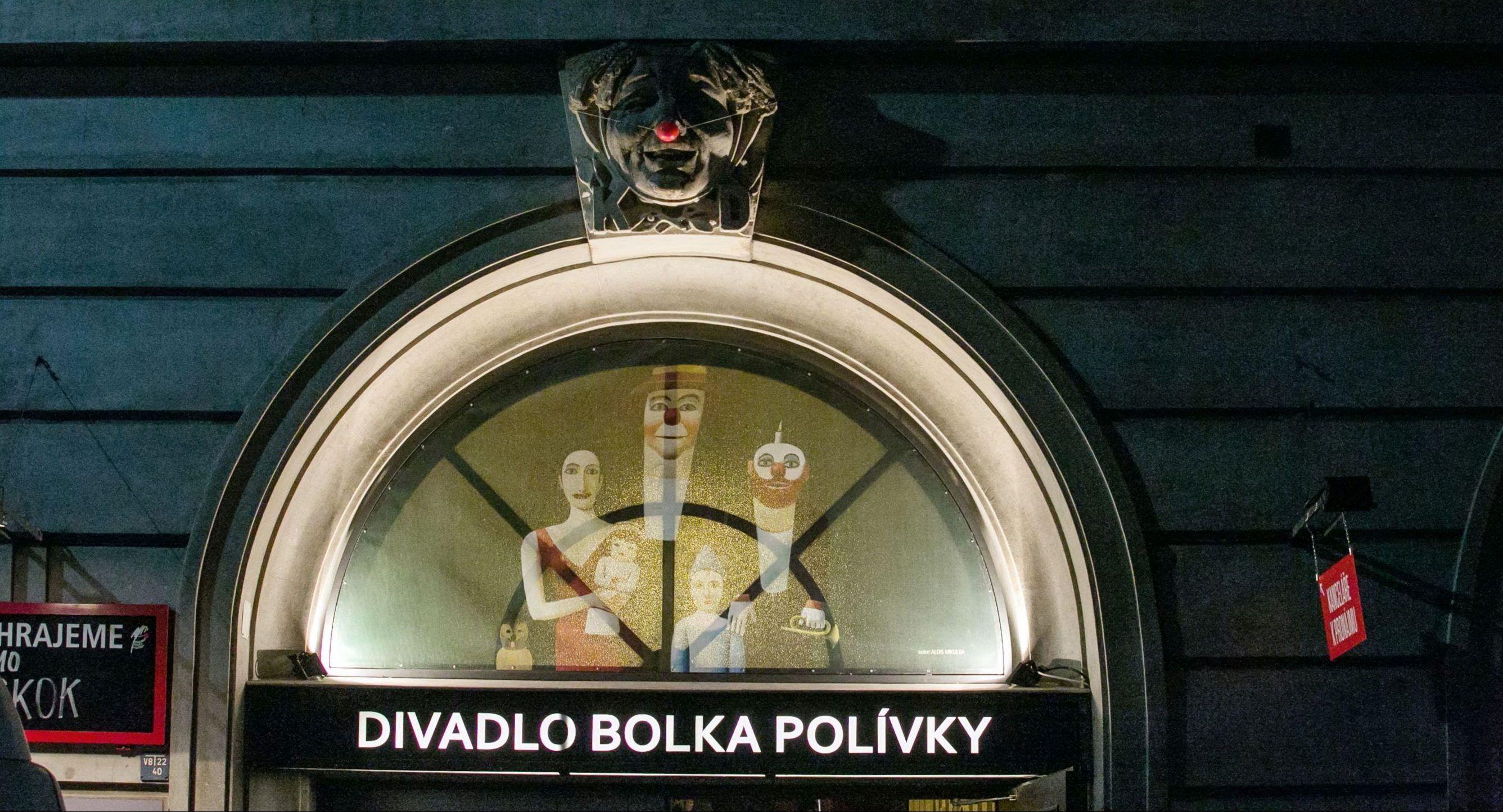 Divadlo Bolka Polívky v Brně