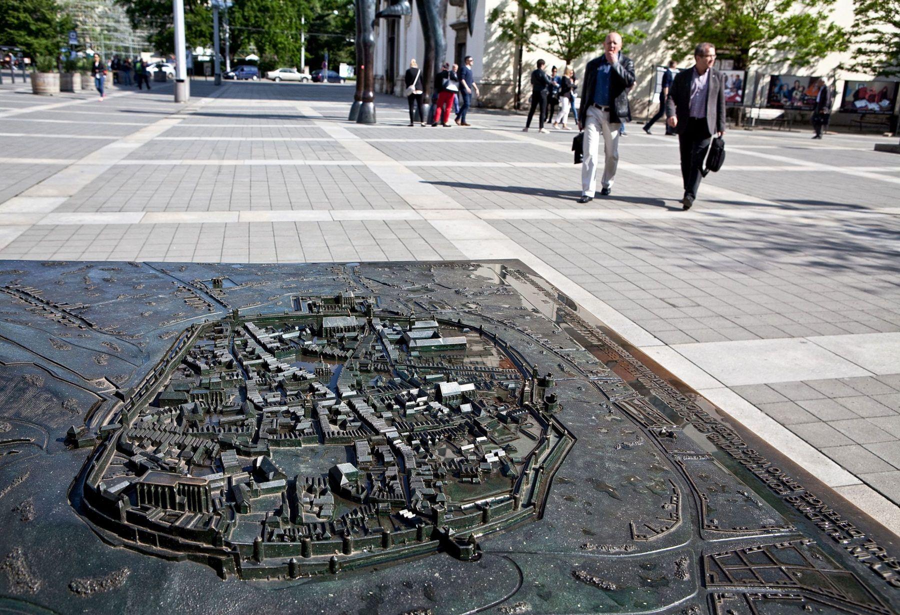 Moravské náměstí v Brně