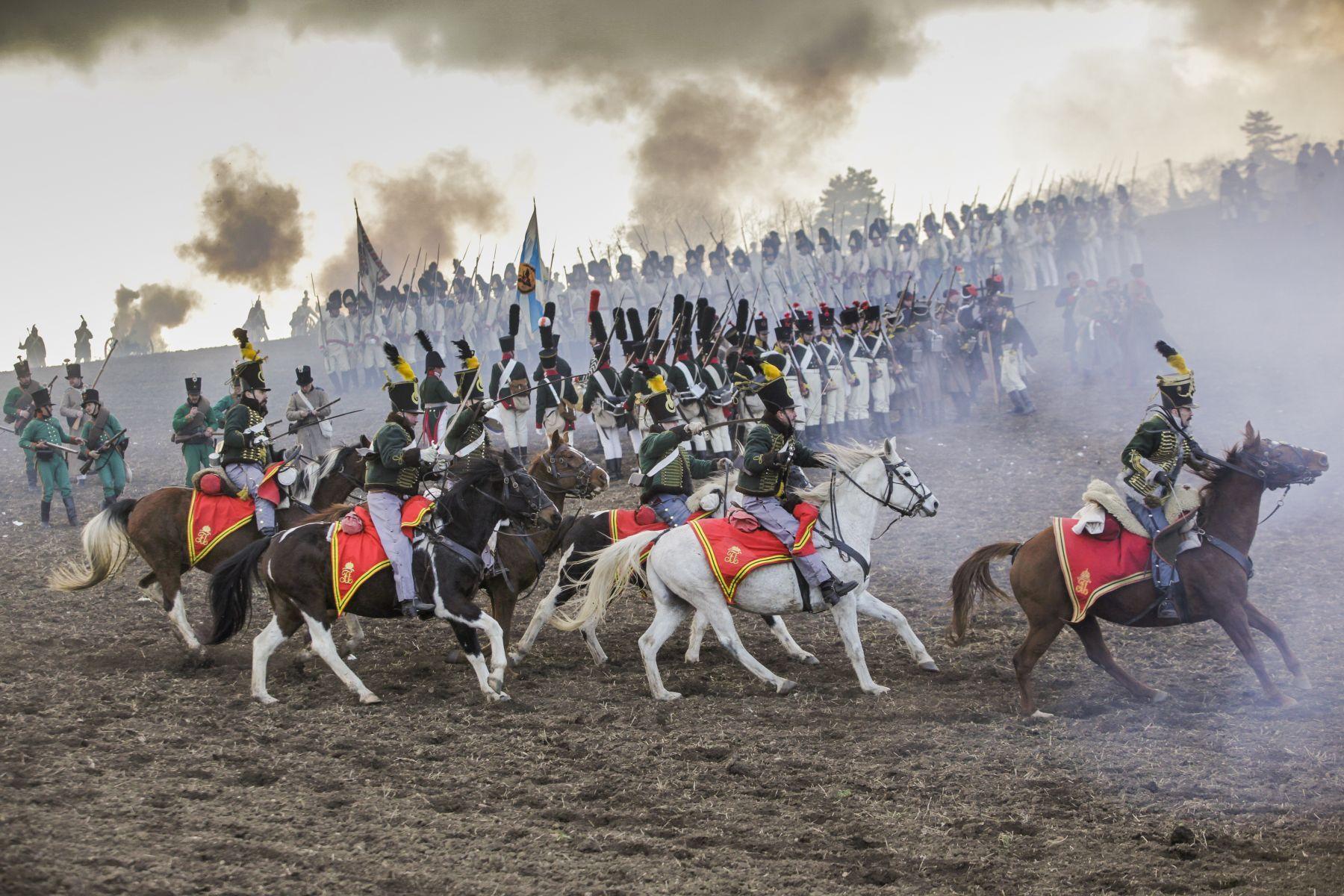 slavkovské bojiště v okolí Brna