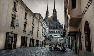 Týden kávy v Brně, Kapucínské náměstí