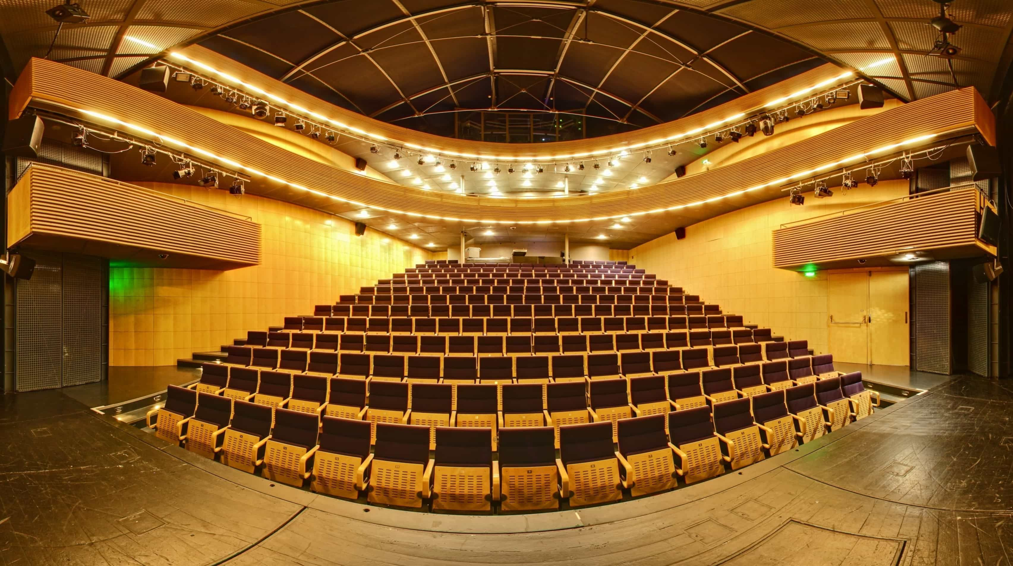 Divadlo Reduta v Brně, sál