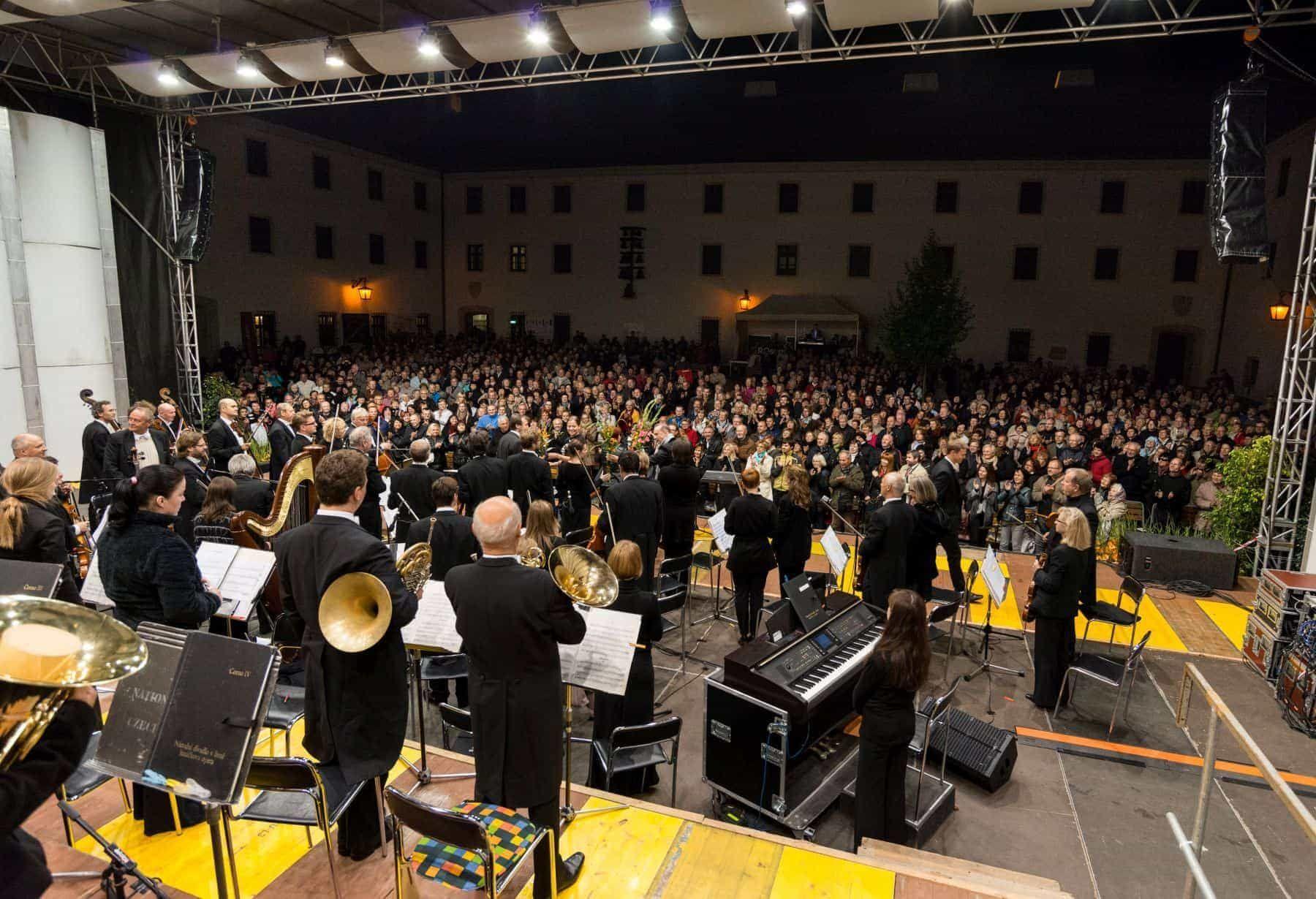mezinárodní hudební festival špilberk