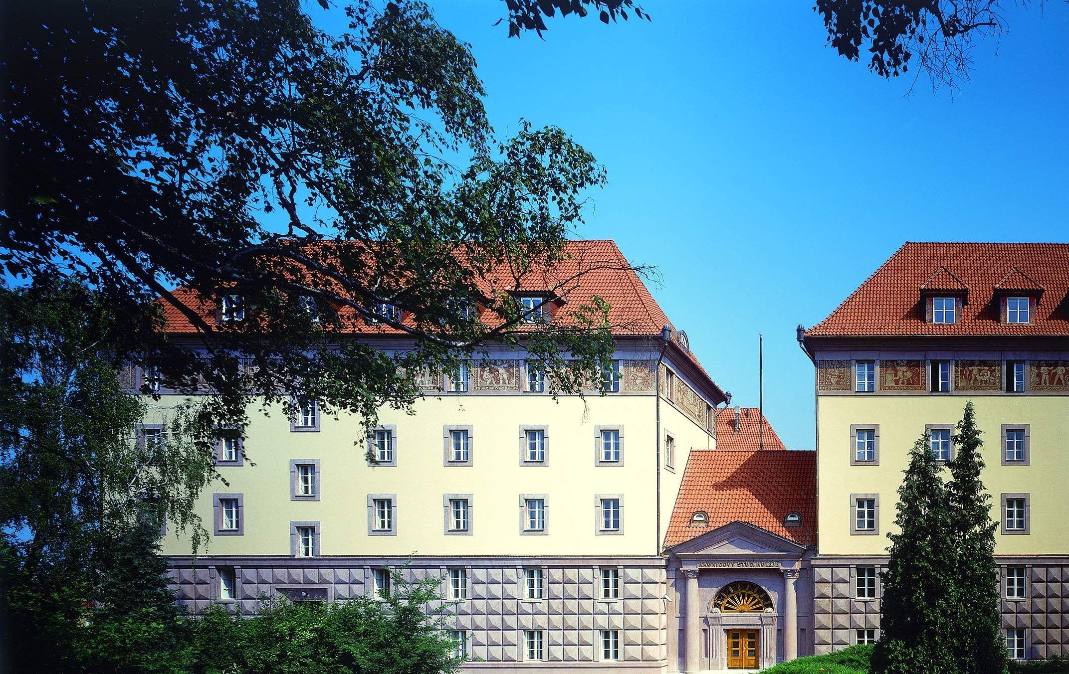 Národní kulturní památka Kounicovy studentské koleje