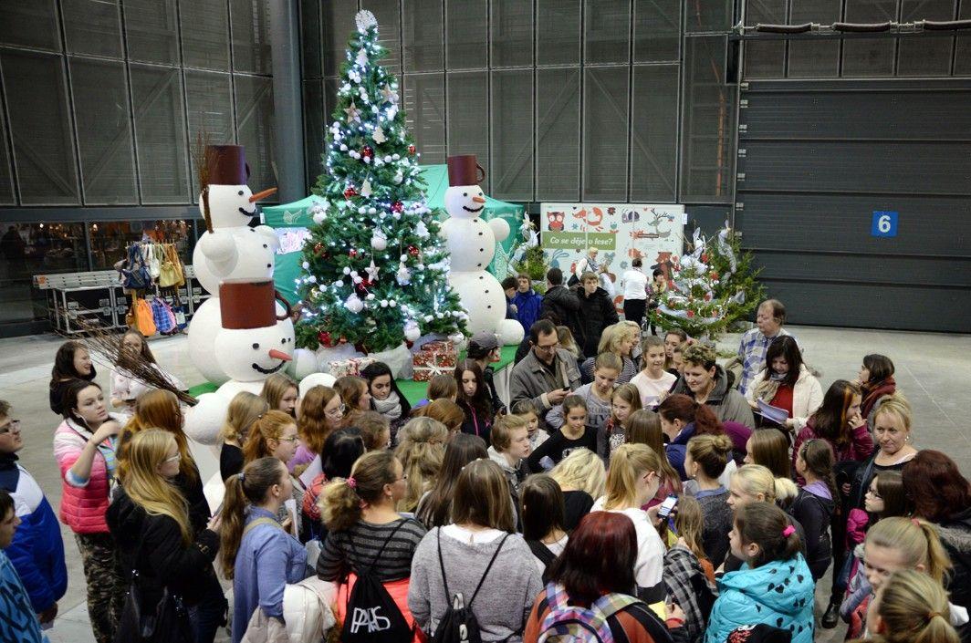 vánoční veletrhy