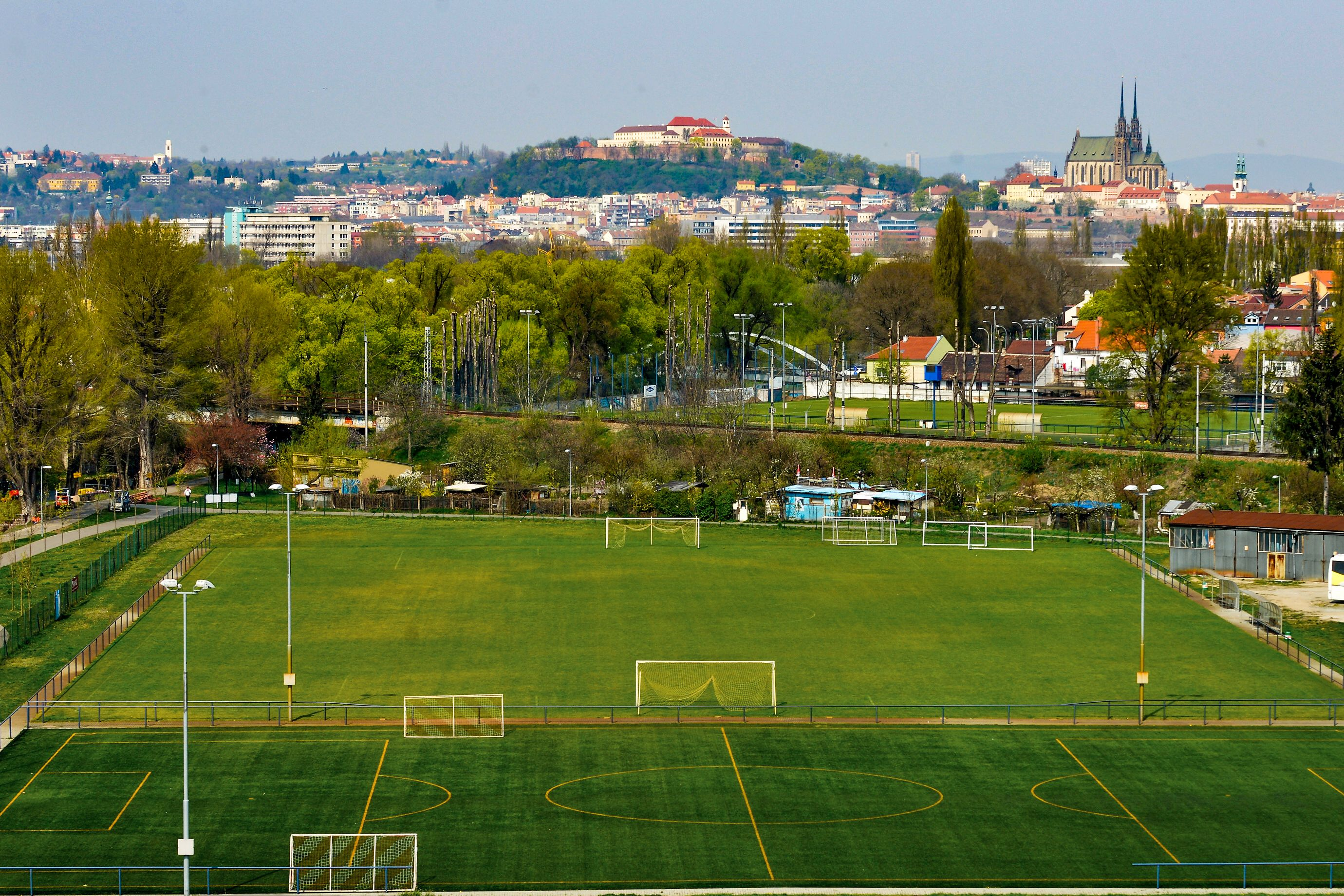 Sportovní areál Brno-jih v Brně