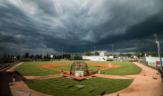 Městský baseballový stadion v Brně