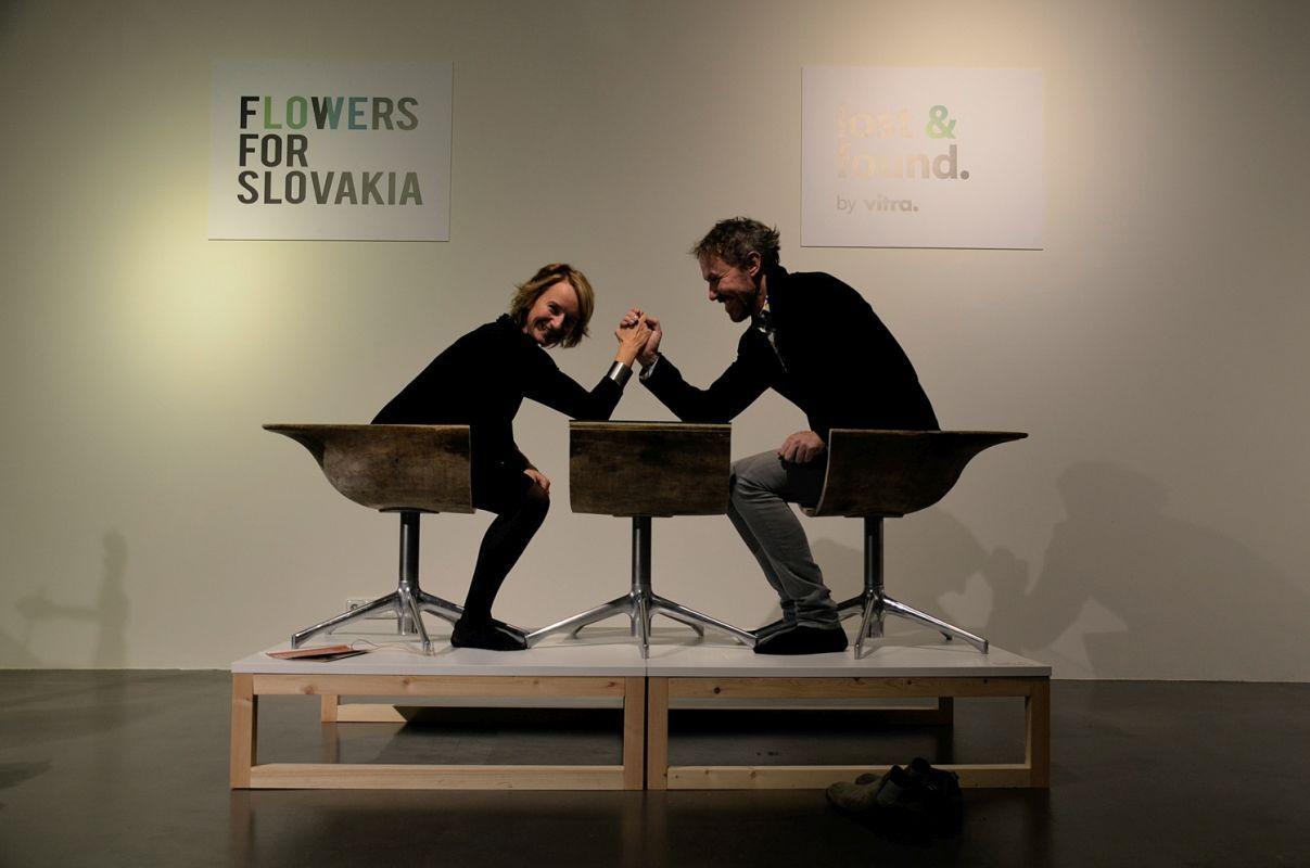 Jana Zielinski a Jiří Macek