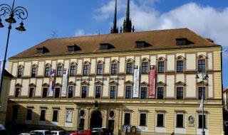 Moravské zemské muzeum - Dietrichsteinský palác a Biskupský dvůr
