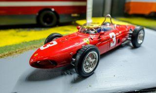 Muzeum modelů autíček