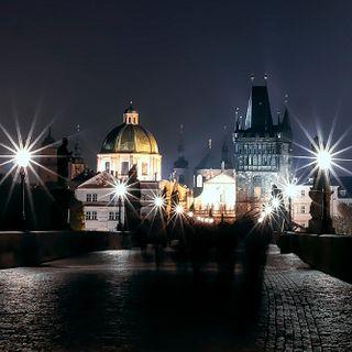Fotografujeme noční město