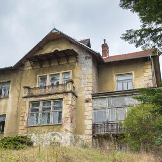 Arnoldova vila v Černých polích, autor Jiřina Rittichová