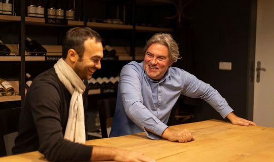 KOISHI - Herec Roman Blumaier a majitel Janek Martinkovič
