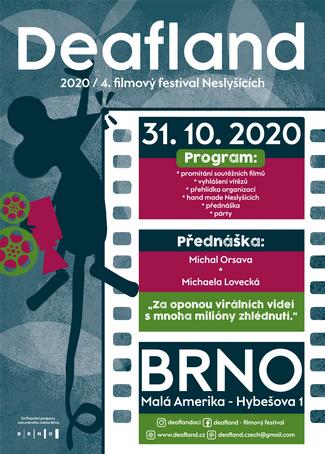 4. filmový festival Deafland