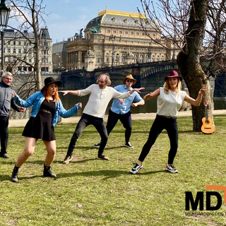 Mezinárodní den tance 2021 - online